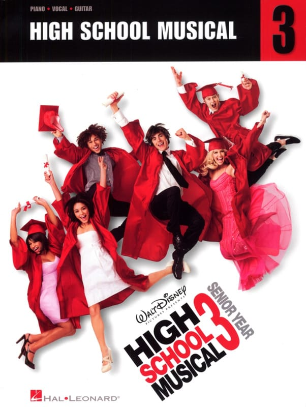 High School Musical 3 - Partition - laflutedepan.com