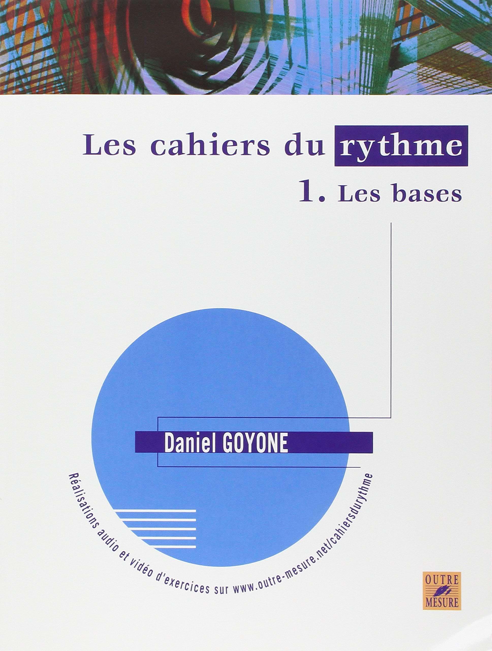 Daniel Goyone - The Books of Rhythm 1 - The Basics - Partition - di-arezzo.com