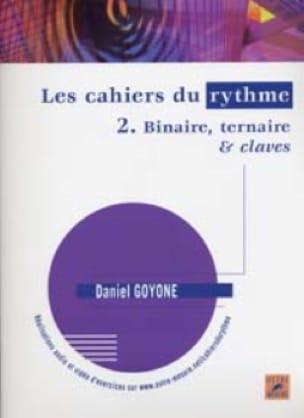 Daniel Goyone - The Cahiers du Rhythm 2 - Partition - di-arezzo.co.uk