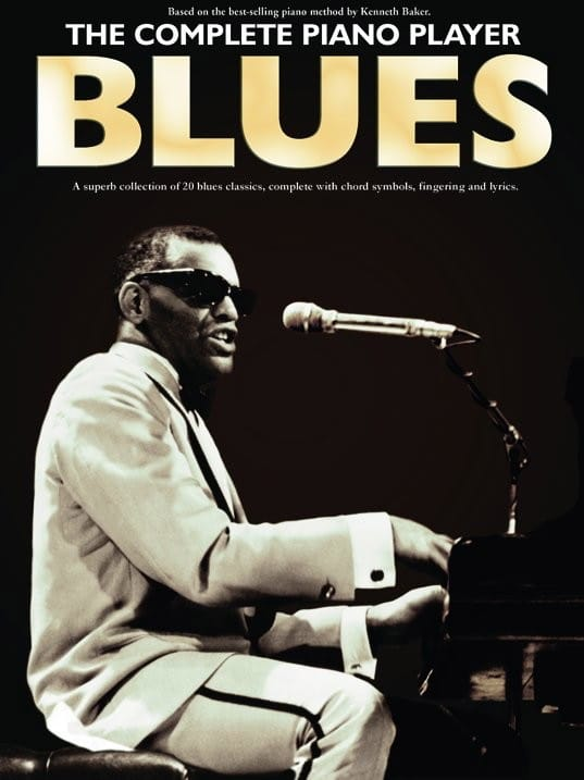 The Complete Piano Player - Blues - Partition - laflutedepan.com