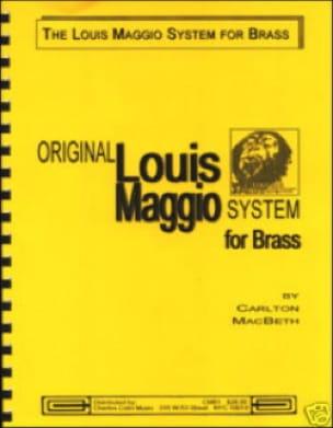 Original Louis Maggio System For Brass - laflutedepan.com