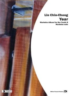 Chin-Cheng Lin - Year, Marimba Album For The Youth 2 - Partition - di-arezzo.com