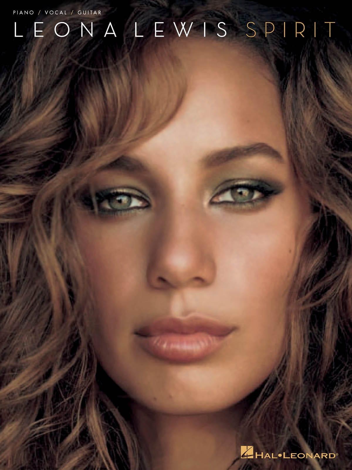 Spirit - Leona Lewis - Partition - Pop / Rock - laflutedepan.com