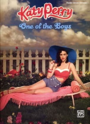 Katy Perry - One Of The Boys - Partition - di-arezzo.co.uk