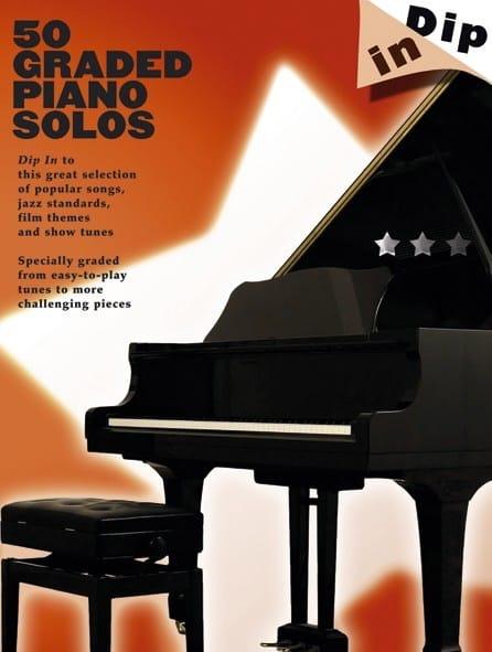 50 Graded Piano Solos - Dip In - Partition - laflutedepan.com