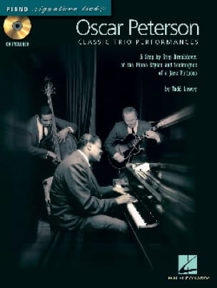 Oscar Peterson - Classic Trio Performances - Partition - di-arezzo.fr