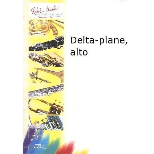 Francis Coiteux - Delta-Plane - Partition - di-arezzo.es