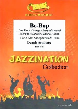 Jazzination Volume 7 Be-Bop - Dennis Armitage - laflutedepan.com