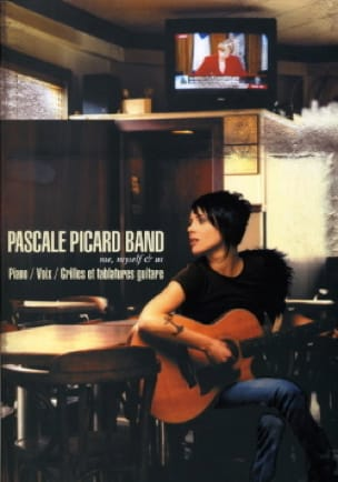 Me, Myself & Us - Picard Band Pascale - Partition - laflutedepan.com