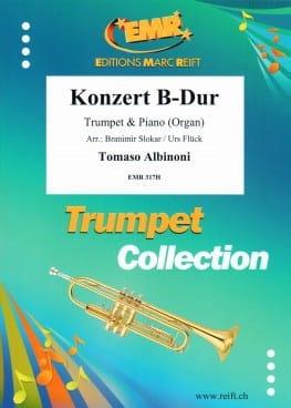 Concerto en Si Majeur - Tomaso Albinoni - Partition - laflutedepan.com