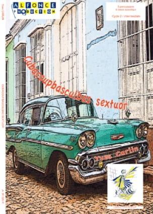 Cubacoupbasculbas sextuor - Yves Carlin - Partition - laflutedepan.com