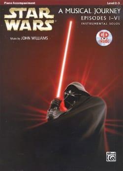 John Williams - Star Wars Instrumental Solos - Un viaggio musicale, episodi I-VI - Partition - di-arezzo.it