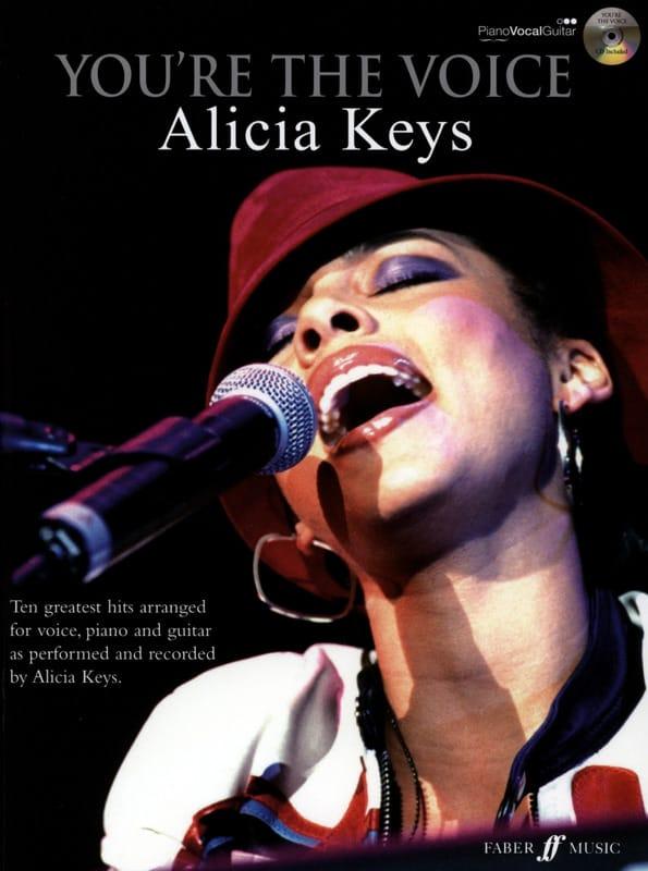 Alicia Keys - You're The Voice - Partition - di-arezzo.ch