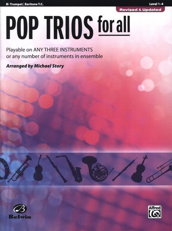 - Pop trios for all - Revised - Updated - Partition - di-arezzo.com