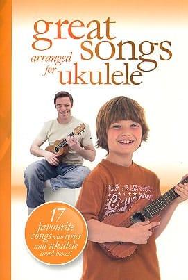 Great Songs Arranged For Ukulele - Partition - laflutedepan.com