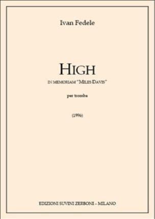 High In Memoriam Miles Davis - Ivan Fedele - laflutedepan.com