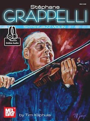 Grappelli Stéphane Gypsy Jazz Violin - Tim Kliphuis - laflutedepan.com