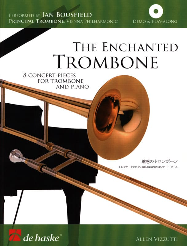 Allen Vizzutti - The Enchanted Trombone - Partition - di-arezzo.com