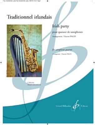Traditionnel - Irish Party - Partition - di-arezzo.fr