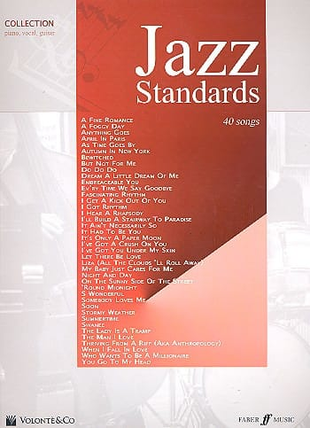 - Jazz Standards Collection - Partition - di-arezzo.co.uk