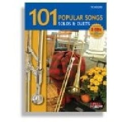 - 101 Popular Songs - Solos - Duets - Partition - di-arezzo.co.uk