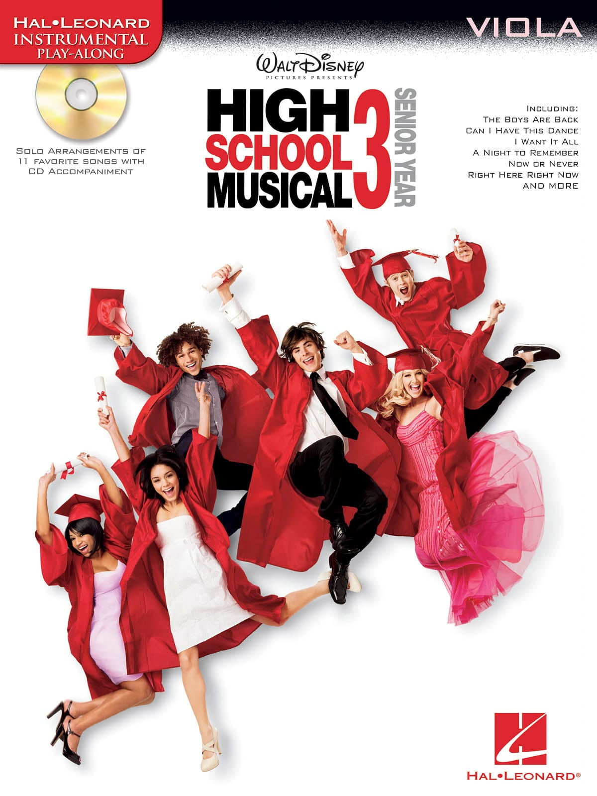 High School Musical 3 - Partition - Alto - laflutedepan.com