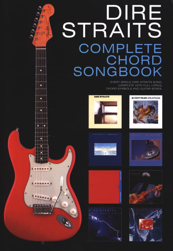 Straits Dire - Complete Chord Songbook - Partition - di-arezzo.co.uk