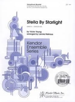Stella By Starlight - Victor Young - Partition - laflutedepan.com