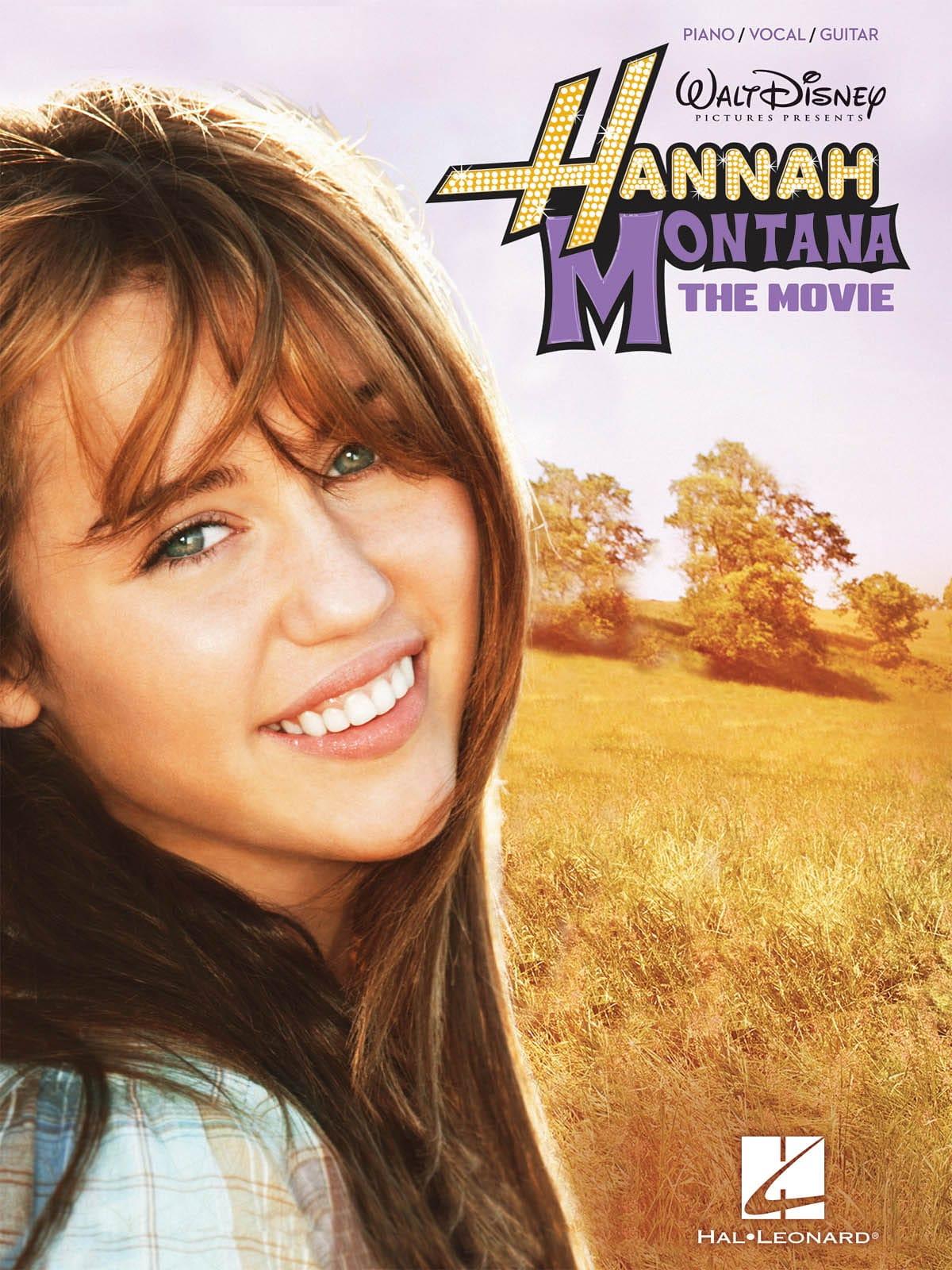Hannah Montana - The Movie - Partition - laflutedepan.com