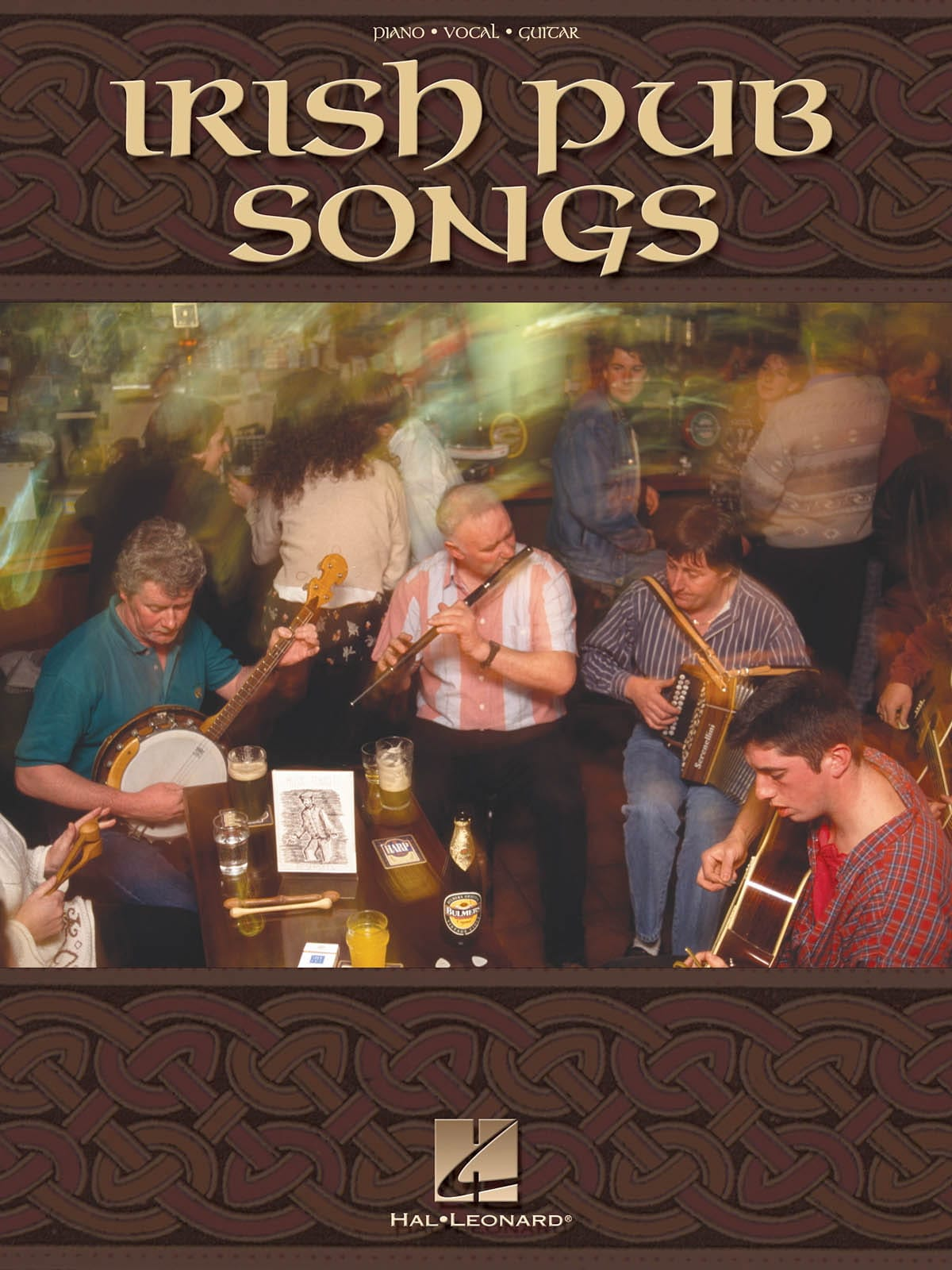 Irish Pub Songs - Partition - Musique du monde - laflutedepan.com