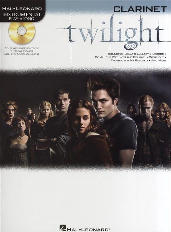Twilight - Instrumental Play-Along - Partition - laflutedepan.com