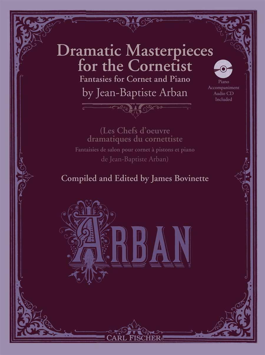 Dramatic Masterpieces For The Cornetist - laflutedepan.com