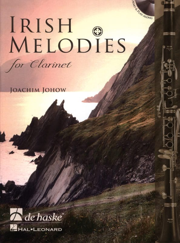 Joachim Johow - Irish Melodies for Clarinet - Partition - di-arezzo.co.uk