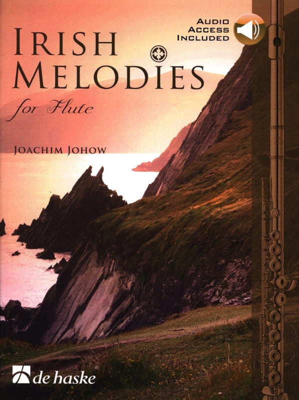 Joachim Johow - Irish Melodies for flute - Partition - di-arezzo.co.uk