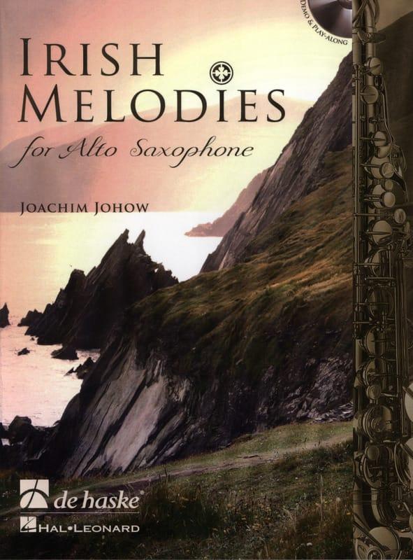 Joachim Johow - Irish Melodies for alto saxophone - Partition - di-arezzo.com