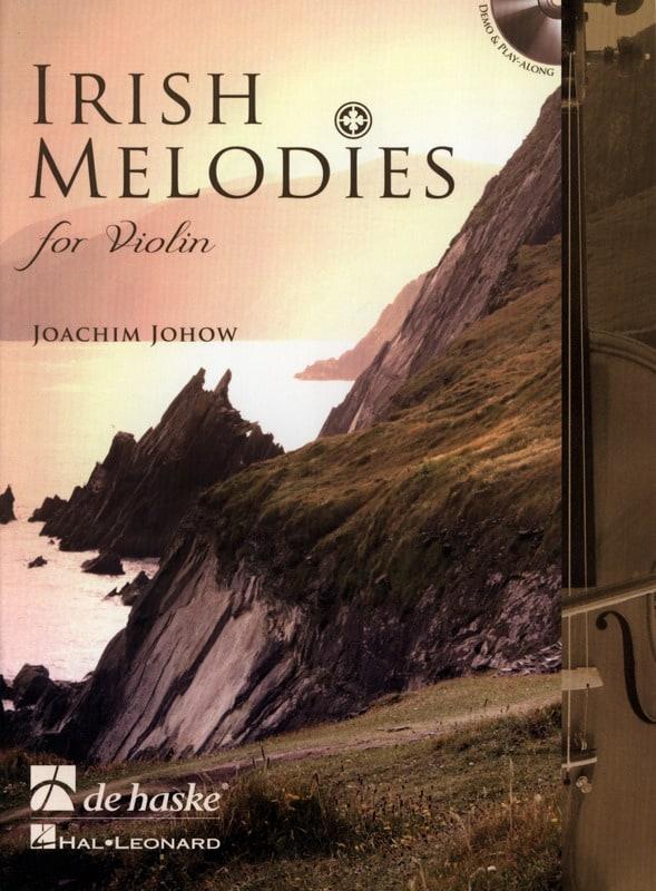 Joachim Johow - Irish Melodies for violin - Partition - di-arezzo.com
