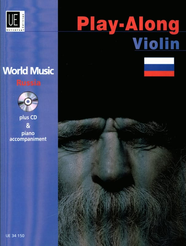 World Music Russia Play-Along Violon - laflutedepan.com