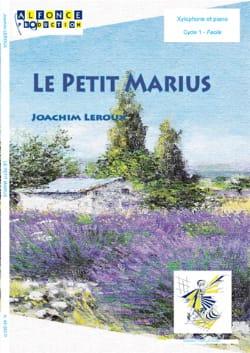 Le Petit Marius - Joachim Leroux - Partition - laflutedepan.com