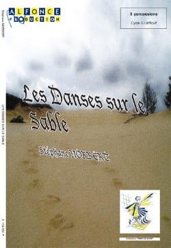 Les Danses Sur le Sable - Stéphane Norbert - laflutedepan.com
