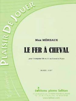 Le Fer de Cheval - Max Méreaux - Partition - laflutedepan.com