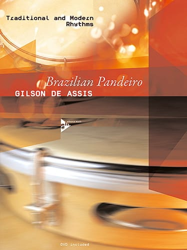 Brazilian Pandeiro - Gilson De Assis - Partition - laflutedepan.com