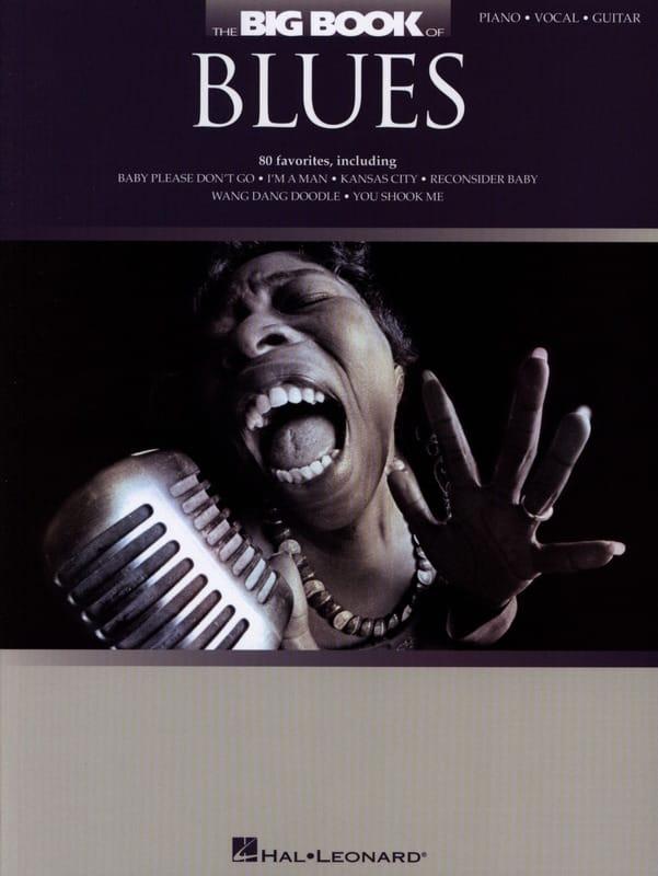The Big Book Of Blues - Partition - Jazz - laflutedepan.com