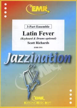 Latin Fever - Scott Richards - Partition - laflutedepan.com