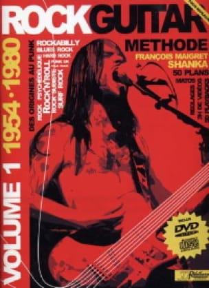 Rock guitar méthode 1954-1980 volume 1 - laflutedepan.com