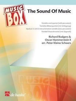 The sound of music La Mélodie du bonheur - music box - laflutedepan.com
