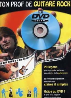 Ton Prof de Guitare Rock - COUP DE POUCE - laflutedepan.com
