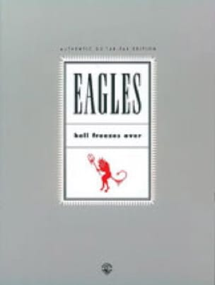 Eagles - Hell Freezes Over - Partition - di-arezzo.fr