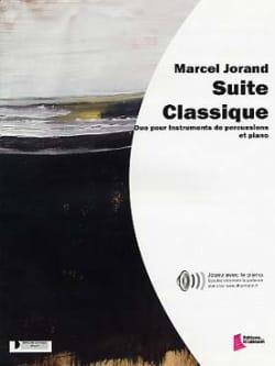 Suite Classique - Marcel Jorand - Partition - laflutedepan.com