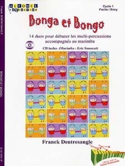 Franck Dentresangle - Bonga and bongo - Partition - di-arezzo.co.uk