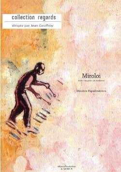 Miroloi - Dimitris Papadimitriou - Partition - laflutedepan.com